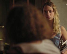 Sexy Sophie Marechal, Chloe Petit, Jessica Batu nude - La Treve s02e05 (2019) TV show scenes