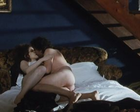 Francesca Dellera nude - La carne (1991)