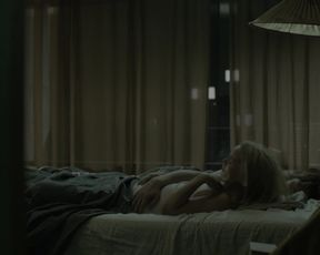 Actress Sofia Helin nude - BronBroen s03e04 (2015) Nudity and Sex in TV Show