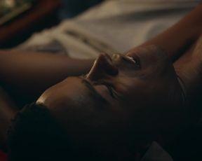 Sexy Samantha Smart, Morgan Lind nude - Dear White People s02e02 (2018) TV show scenes