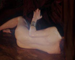 Sexy Chelsie Preston Crayford naked - Ash vs Evil Dead s03-e09 (2018) TV show scenes