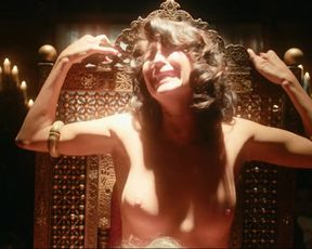 Sexy Amara Zaragoza nude - Strange Angel s01e06 (2018) TV show scenes