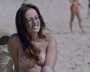 Naked scene Maria de Nati nude - La Verdad s01e09 (2018) TV show nudity video