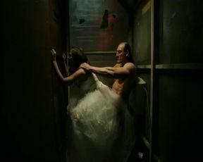 Lea Arnezeder nude - La Station (2017)