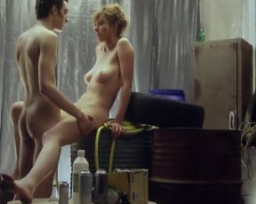 Celebrity Lesbian Video - Roxane Mesquida naked – Sex Is Comedy (2002)
