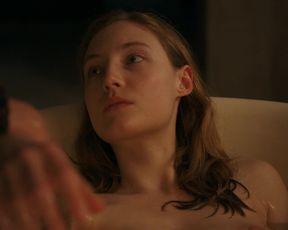 Celebrity Lesbian Video - Lesbian Scene - A Jamais