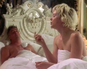 Topless scene Sigrid Spörk nackt – Und ewig schweigen die Männer (2008)