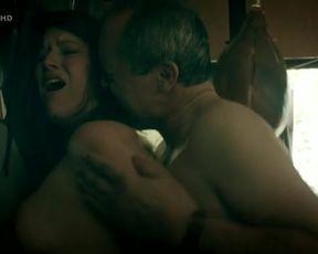 Naked scene Natalie Rehorova nude - Skoda lasky s01e15 (2013) TV show nudity video