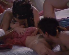 Explicit sex scene Valerie Rae Clark – Caligola (1979) Adult video from the movie