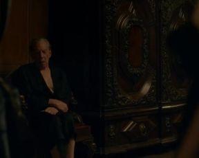 TV show scene Veronica Echegui nude - Trust S01E01 (2018)