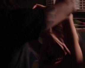 Actress Scarlett Burke sex scene – Animal Kingdom - TV show - S02E04 Nudity and Sex in TV Show