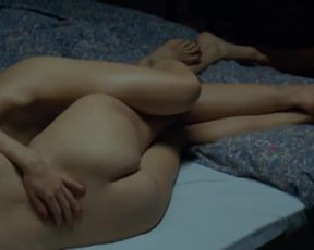 Explicit sex scene Elodie Bouchez, Marina Fois nude – Happy Few (2010) Adult video from the movie