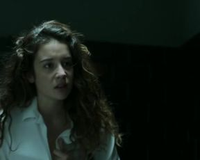 Actress Maria Pedraza nude - Money Heist s01e01 (2017) Nudity and Sex in TV Show