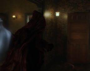 Hot scene Chelsie Preston Crayford naked - Ash vs Evil Dead s03e09 (2018)