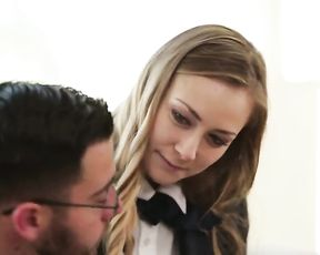 Sadie Blair - Role Playing - Teacher and Student