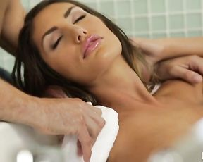 Sensual Sex Seduction - August Ames porn