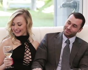 More Than Friends Episode 4 - Alexa Grace and MelissaMoore orgy group sex