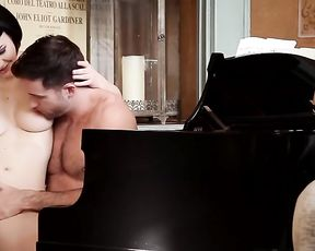 PIANO SEX  - Softcore  Erotic Sex