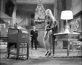 Brigitte Bardot Censored Clip