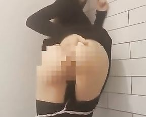 Hot Young Censorship Girl in Room