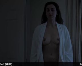 Celebrity Actress Karen French Nude